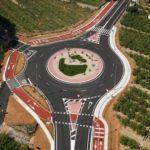 Proyecto de intersección para accesos a instalaciones privadas