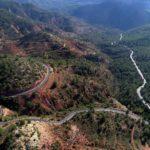 Ingeniería CA&CCA realiza la Asistencia Técnica a la Dirección de Obra en el refuerzo de firme de la carretera CV-363 entre Losilla de Aras y Puebla de San Miguel